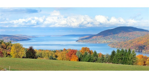Finger Lakes Wine Country Fall Getaway