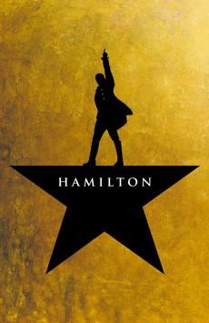 """Hamilton"" at Providence Performing Arts Center"