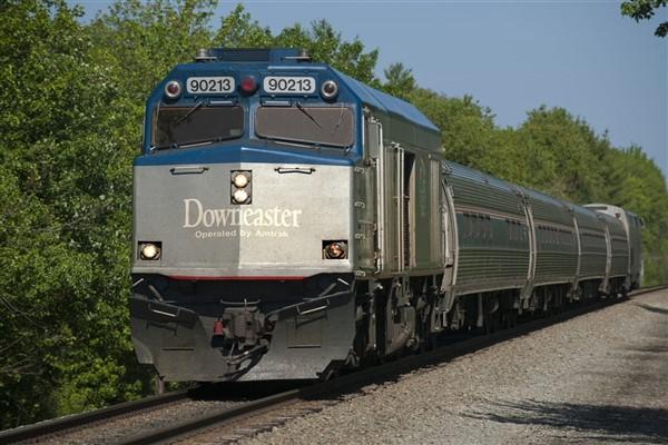 Downeaster Rail & Sail