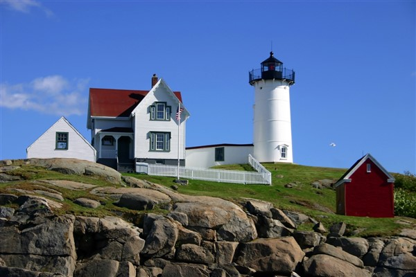 Lighthouses & Lobsters