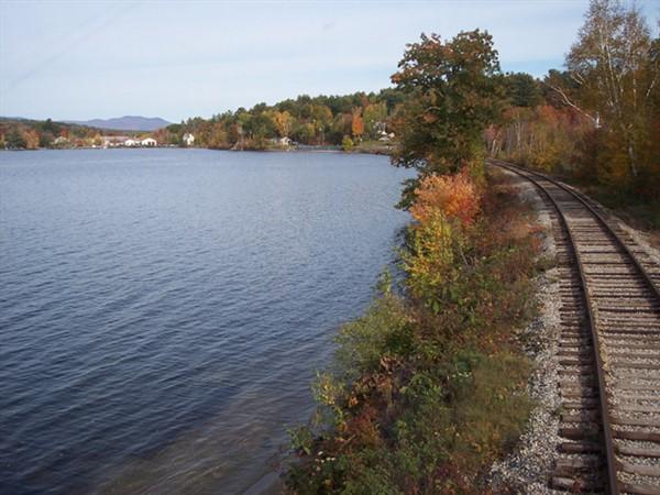 Winnipesaukee Scenic Foliage Railroad