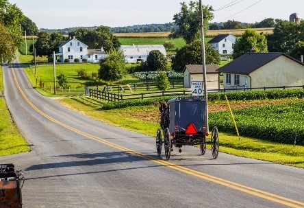 Amish Country Roads