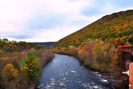 Pocono Mountains Fall Foliage Getaway